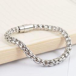 Мода украшения закрывается Gold мужчин очарование браслет из нержавеющей стали