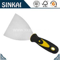 سكين كروي مصنوع من البلاستيك والمطاط بمقبض 3 بوصات للبيع الساخن