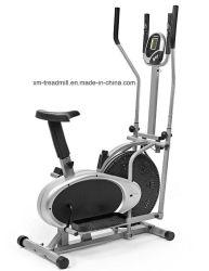 Orbi Trek 2 em 1 Home Office Ciclo Orbitrack bicicletas de exercício elípticos