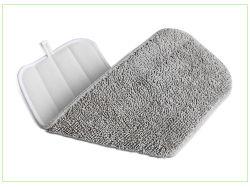 Microfiber flacher Mopp-Kopf für Fußboden-Reinigung