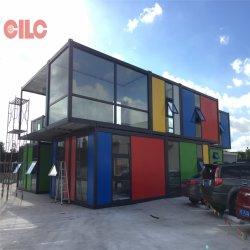 Dobrável e expansível Smart House, Construções prefabricadas recipiente modular com Cozinha Ablution e WC