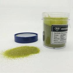 El polvo de diamante sintético para hacer la broca de