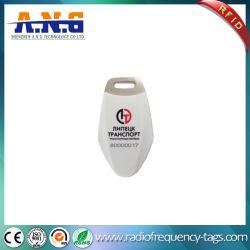 セキュリティ制御システム用非接触型 ABS RFID キータグ