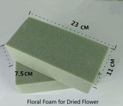 Высокое качество цветочный букет из пеноматериала грязи на свежие цветы и Сухие цветы