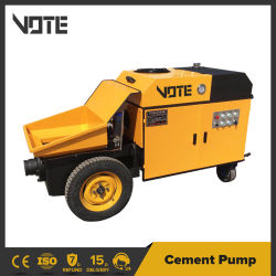 Calcestruzzo rapido del cemento della pompa idraulica della pietra dell'indennità di consegna