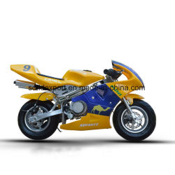2019 mais recentes e banheira de venda de bicicletas de bolso com Scooter Motor Mini 49cc