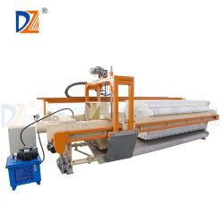 Automatisches Tuch-waschende Filterpresse-Maschine für Kohle-waschende Behandlung