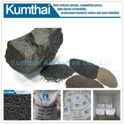 Fundido marrón de la calidad de corindón de alúmina refractarios de abrasivos para arenado