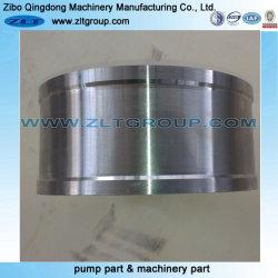 جراب مضخة مصبوبة رمل مخصص من قبل جهات تصنيع المعدات الأصلية (OEM) في الفولاذ المقاوم للصدأ/الكربون/التيتانيوم/CD4/316/304