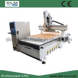 CNC ATC-Ausschnitt und Stich-Holzbearbeitung-Maschine