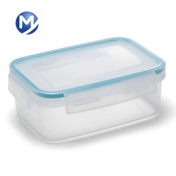 Plástico de alta calidad personalizado Containerfruit Contenedor de almacenamiento de alimentos de la herramienta de inyección