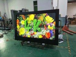 Dedi 75 인치 강화 유리 FHD 잘 고정된 LCD 옥외 스크린