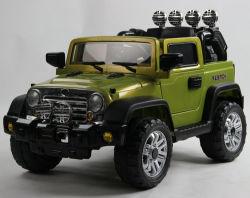 De Elektrische Rit van jonge geitjes op Jeep met R/C