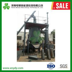 化学薬品、ガラス、繊維工業で使用されるQmシリーズ単段の石炭の気化の発電の石炭ガスの生産者のプラント