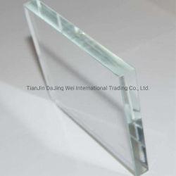 China-Lieferant 5-12 mm pro Quadratmeter milderte besonders ultra freies Glas für Dekoration-Büro-Zwischenwand