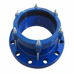 Custom Cinzento fundido&ferro dúctil água/óleo da válvula da tubulação de peças acessórios de tubagem