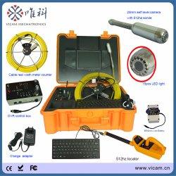 Мин 29мм самовыравнивающийся инспекционная камера 30m/ 50m стекловолоконные трубки с камеры счетчик