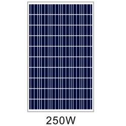 240W China Poli Células Solares PV preço grossista do Painel Solar