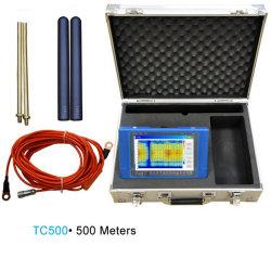 地下水の探知器Tc150/Tc300/Tc500自動マップ水発見者