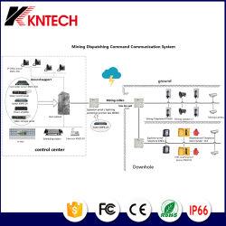 コマンドコミュニケーションを急派するKntech新しい鉱山はIP PBXを統合する