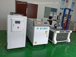 La Chine usine Yag laser à fibre optique automatique machine à souder-500W