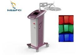 De Huid die van Visiable het LEIDENE Lichte Rode Groenachtig blauwe Gele Near-Infrared Lichte Apparaat van de Therapie witten
