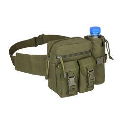 Housse de taille de la courroie Molle tactique Pack sac d'escalade militaire de ceinture de taille pour les hommes de sac fanny Pack Poche pour téléphone
