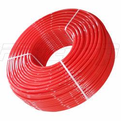 床下から来るヒートパイプのためのプラスチックPexまたはPERTの酸素の障壁の多層か合成の管