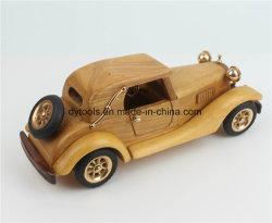 아이들 장난감 가정 훈장을%s 절묘한 모양 Hand-Made 나무로 되는 기술 차 나무로 되는 선물 나무로 되는 제품