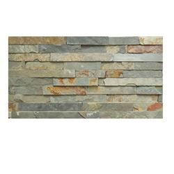 외부 벽 베니어 슬레이트 스톤 패널 천연 스톤 타일