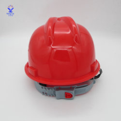 Casco de seguridad de construcción ABS de color diferente aprobado por CE