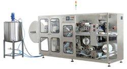 高速自動 Z 形状湿式組織成形機価格