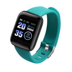 116plus menos de USD5/PC Digital Bluetooth Smart Watch Pulsera deporte como regalos promocionales para cumpleaños/Navidad/Promoción/Compañía/cooperar/personalizado