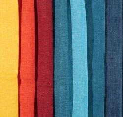 قماش نسيجي منسوج 100% من البوليستر مع قماش للفرش لغطاء المقعد