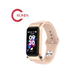 Waterbestendig IP67 Sport Watch Women Blood Pressure Measurement Smart Watch