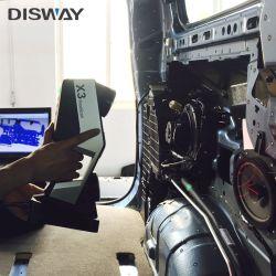 붙잡음 데이터 경쟁자가 없는 속도 & 정밀도 3D 스캐너