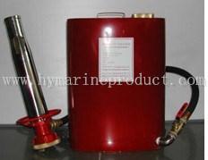 Equipo contra incendios Pistola de espuma contra incendios portátil / agua espuma con buen precio.