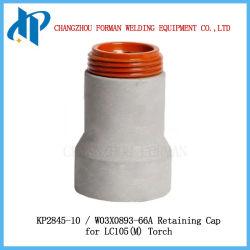 Kp2845-10 / W03X0893-66A Plasma-Haltekappe passend für Lincoln Electric LC105 / LC105m Taschenlampe