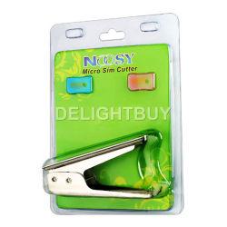 Carte micro SIM Cutter acier inoxydable avec 2 adaptateurs de carte SIM pour iPad/iPhone 4G