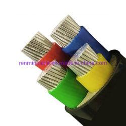 Пвх изоляцией XLPE кабель питания 4X50мм2 алюминий