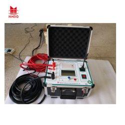 200 Una interfaz RS232 el aislamiento de resistencia de contacto Tester Comprobador de Megger para el disyuntor de resistencia de contacto