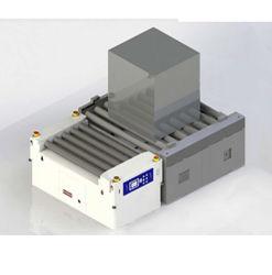 AGV-belasting - schakelrobot - AGV lagertrommel