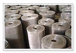 Tissu de fil noir