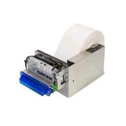 Impressora de recibos de bilhete Kiosk de 80 mm PERSONALIZADA K80 para quiosque de auto-atendimento ATM Bank Estacionamento e máquinas de pagamento de venda automática impressora térmica PERSONALIZADA K80