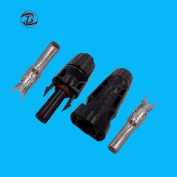Mc4 Conector Terminal de cable resistente al agua para el módulo LED