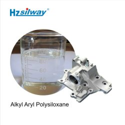 Silway 660 Silikonöl für die Form von Gummi, Kunststoff, Autoteile, Metall mit Druckguss oder Schmierung