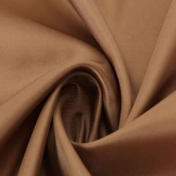 연약한 까만 노란 백색 줄무늬 의복 Pocketing 셔츠 폴리에스테 안대기 직물