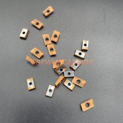 Het Carbide van GW-- Tussenvoegsel Apmt11t308 van Zcc van het Carbide van het wolfram het Originele die voor Staal en Roestvrij staal wordt gebruikt