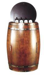 De Koeler van de Wijn van het vat/de Opslag van de Ijskast van de Wijn (jcw-48C) voor Staaf