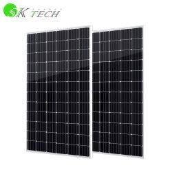 가정 에너지 시스템을%s Monocrystalline 실리콘 390W 400W 태양 전지판 PV 모듈